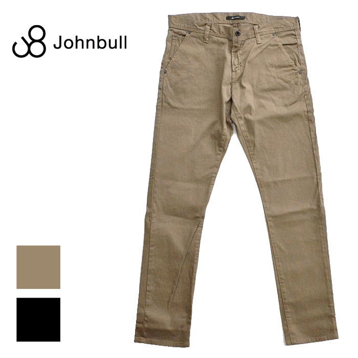 JOHNBULL ジョンブル ジップスリムパンツ パンツ ワークパンツ メンズ JOHNBULL ジョンブル JOHNBULL ジョンブル 11929 送料無料