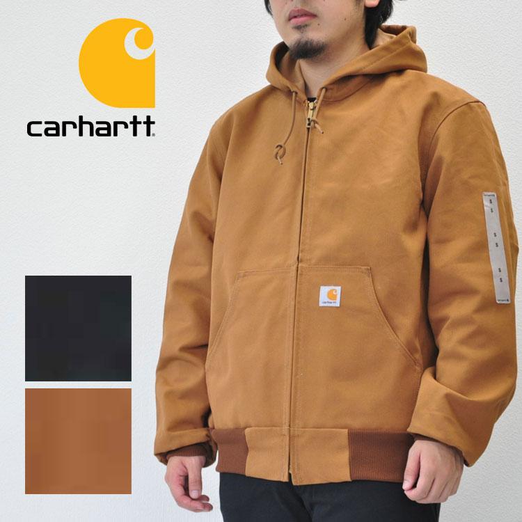carhartt カーハート アクティブジャケット ACTIVE DUCK JACKET メンズ カーキ―