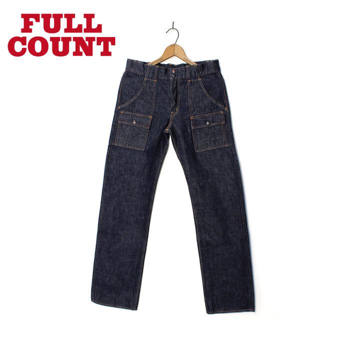 FULLCOUNT フルカウント 1246 BUSH PANTS ブッシュパンツ デニム メンズ