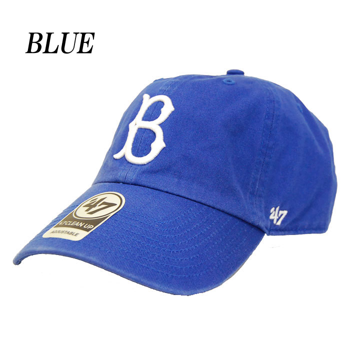 155be6276e9 47 Brand 47 brand cap Dodgers Cooperstown  47 CLEAN UP hat RGWTT12GWSRB