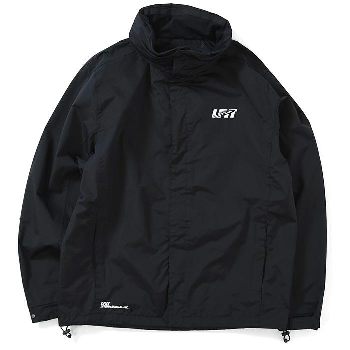 LFYT M-XL ジャケット 黒 LA201006 MOUNTAIN エルエフワイティー LFYT PARKA マウンテンパーカー 2LAYER
