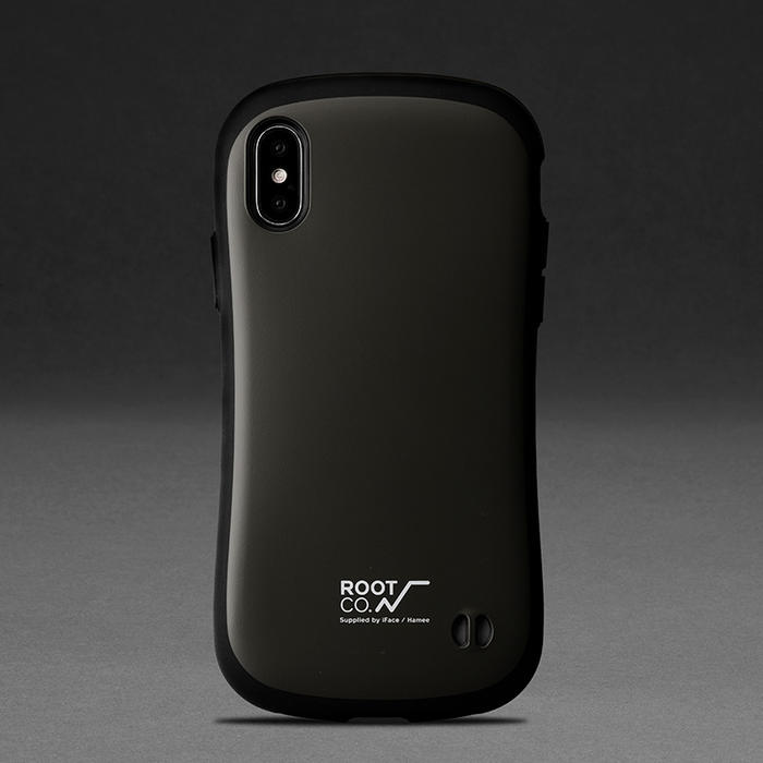 sneakers for cheap 41880 647c2 ROOT CO route Coe Shock Resist Case ROOT CO. X iFace Model iPhoneX iPhone X  shock iface eye face smartphone case GSR8-resistant