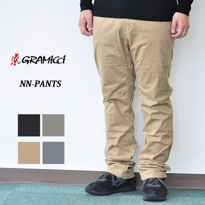 グラミチ gramicci NN-PANTS NNパンツ ニューナローパンツ クライミングパンツ メンズ 0816-FDJ