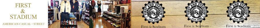 firstadium:小田原から発信有名アメカジストリートファッション通販 セレクトショップ