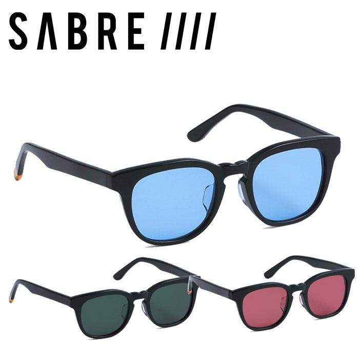 セイバー SABRE サングラス BELAIR ベルエアー UVプロテクション 黒 グロスブラック