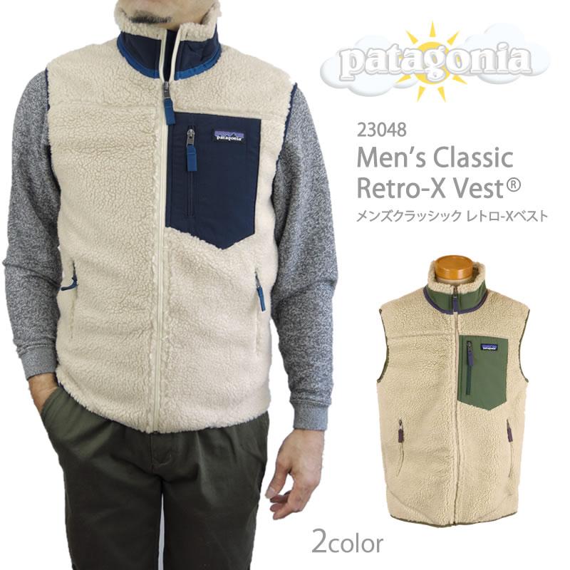 patagonia Patagonia 23048 Men's Classic Retro X Vest men classic nostalgic x best fleece