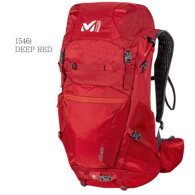 MILLET米勒MIS2015 ELIUM 30 eriumu 30L背包帆布背包雷恩服装