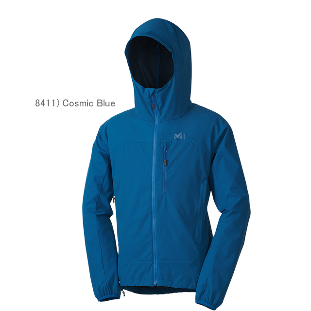 e28f939da ... Millet jacket mountain parka MILLET MIV01665 BIONNASSY STRETCH JKT  ビオナセストレッチジャケットレインウェア ...