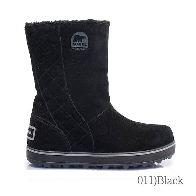 Sorrel boots snow boot Lady's SOREL NL1975 GLACY Gracie waterproofing