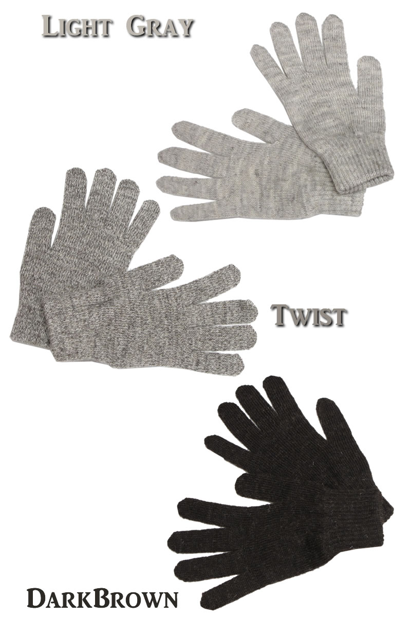 e16f4fa0d ... Black Sheep black sheep GL07 Knit Gloves Lady's knitted glove hand bag gloves  ladies