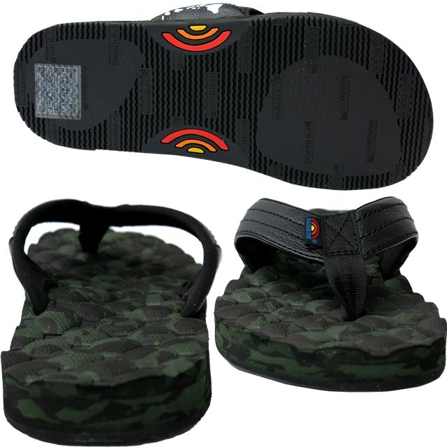 RAINBOW SANDALS彩虹凉鞋Premier Blues 301BLUE中间色Beach sandal凉鞋人