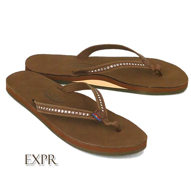 10b0b546bff03 RAINBOW SANDALS rainbow sandals 401ALTSN swarovski Swarovski beach sandal  sandals Lady s