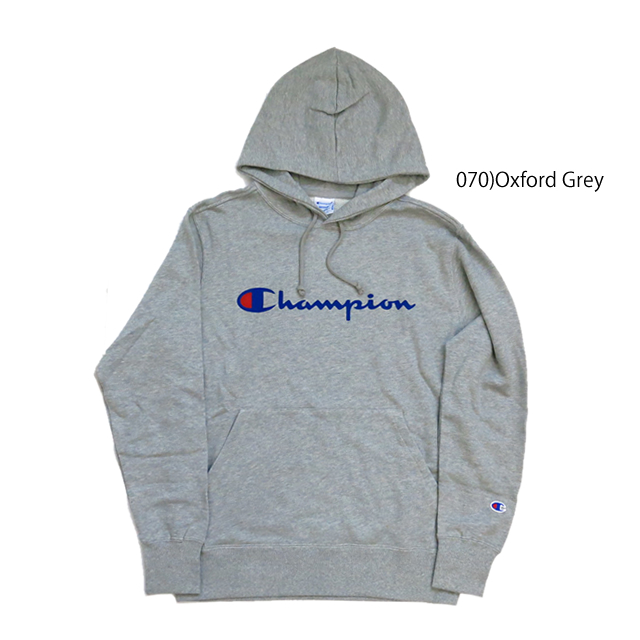 6034ee0a98a1 CHAMPION champion PULLOVER HOODED SWEATSHIRT BIG LOGO PRINT pullover hooded  sweat shirt big logo print parka men