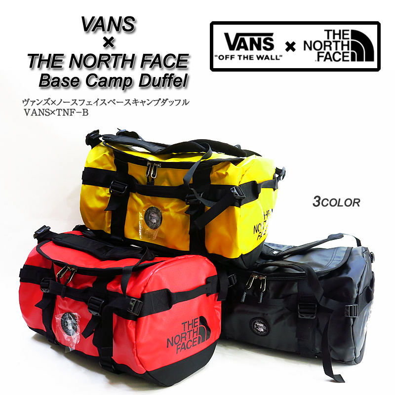 VANS X THE NORTH FACE collaboration