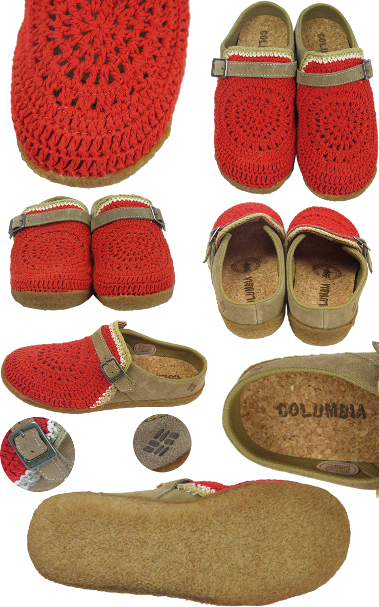 COLUMBIA Colombia YU3533 CHADWICK GOHEMP チャドウィックゴーヘンプ autumn/winter 2013 Sandals shoes Chadwick sleeve GO HEMP women's boots