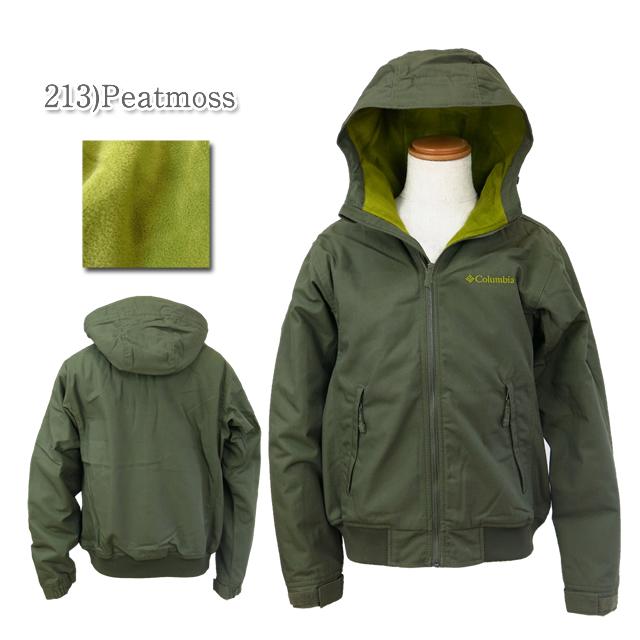 Columbian jacket mountain parka COLUMBIA PM3176 LOMA VISTA HOODIE ロマビスタフーディーフリースロマビスタ
