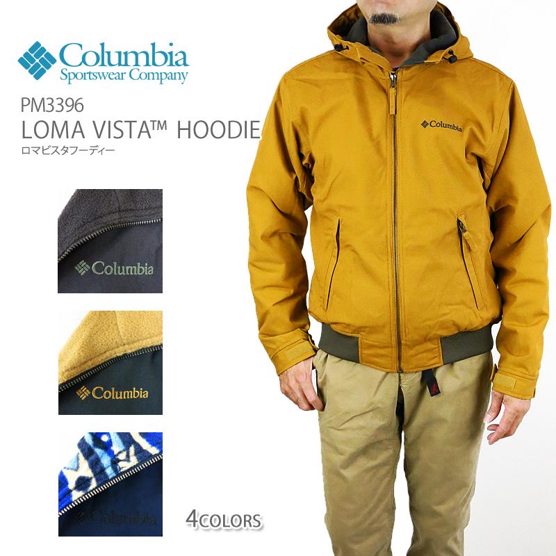 【20%OFF!】コロンビア ジャケット マウンテンパーカー COLUMBIA PM3396 LOMA VISTA HOODIE ロマビスタ ロマビスタフーディー フリース