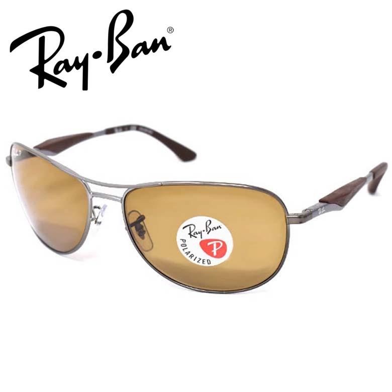 レイバン Ray Ban サングラス Ray-Ban メンズ 偏光レンズ UVカット [RB3519 029/83 59]