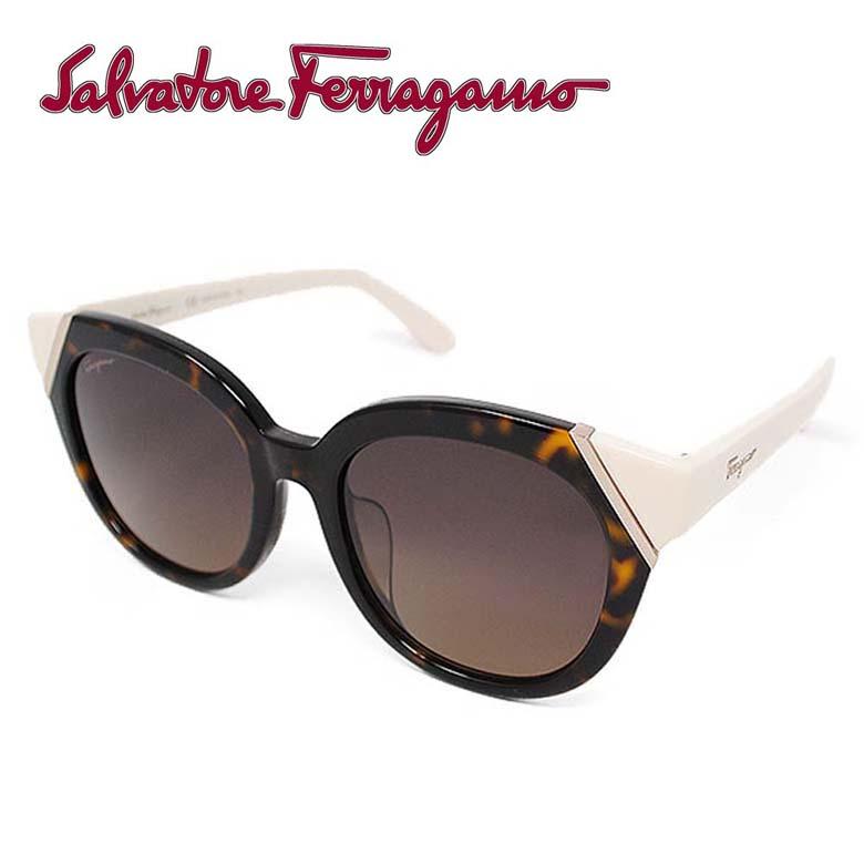 サルバトーレフェラガモ Salvatore Ferragamo サングラス レディース [SF836SA-215]