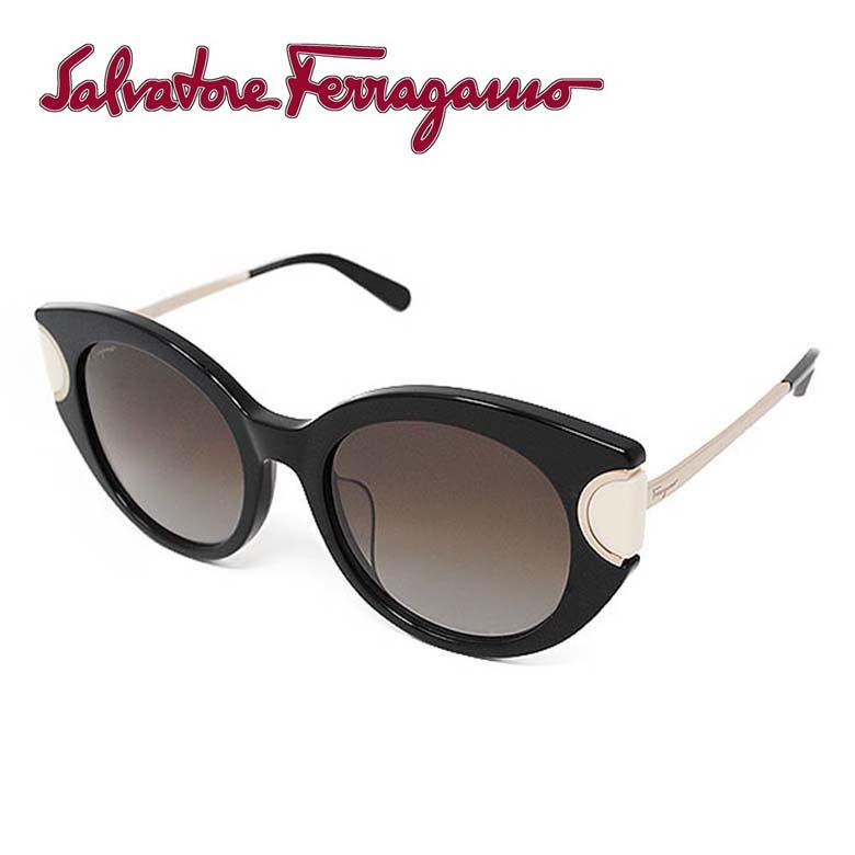 サルバトーレフェラガモ Salvatore Ferragamo サングラス レディース [SF840SA-001]