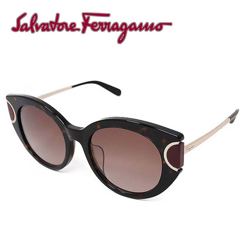 サルバトーレフェラガモ Salvatore Ferragamo サングラス レディース [SF840SA-214]