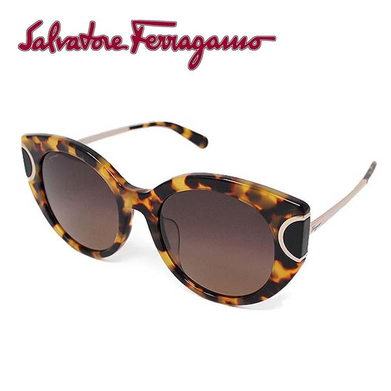サルバトーレフェラガモ Salvatore Ferragamo サングラス レディース [SF840SA-215]