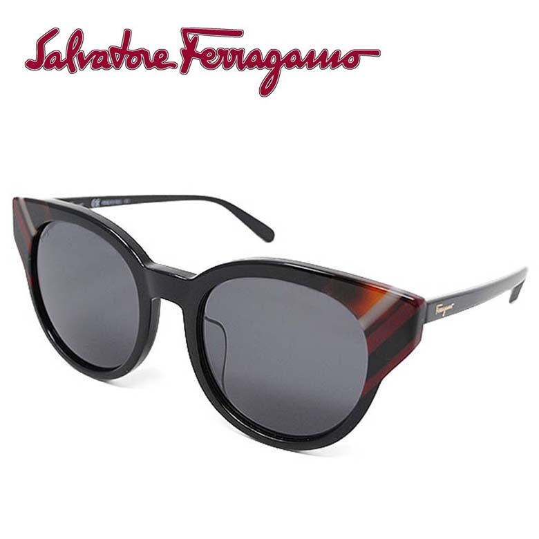 サルバトーレフェラガモ Salvatore Ferragamo サングラス レディース [SF883SA 001]