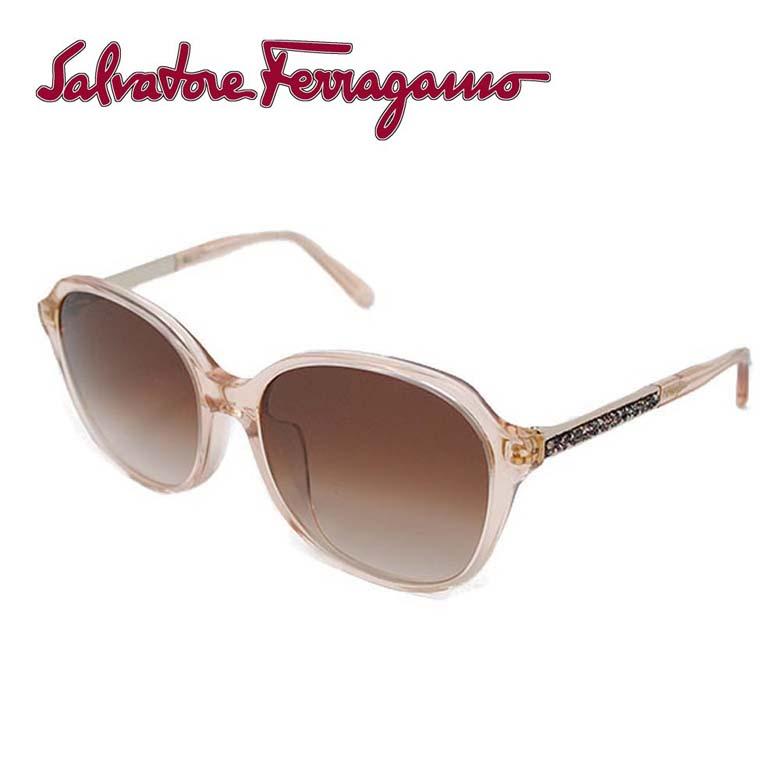 サルバトーレフェラガモ Salvatore Ferragamo サングラス レディース [SF908SRA-749]