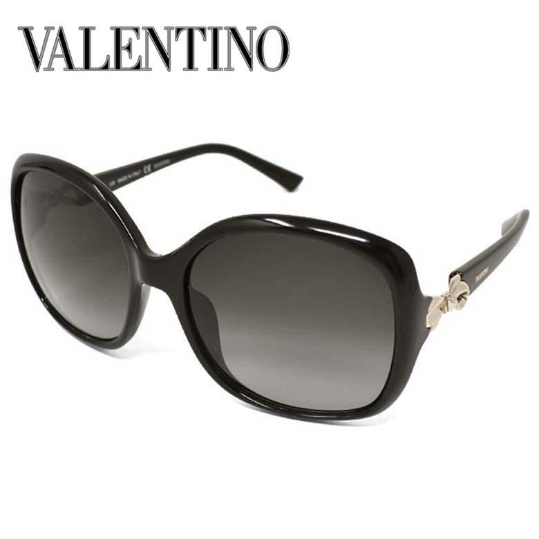 ヴァレンティノ VALENTINO サングラス アジアンフィット UVカット レディース [V640S-001]