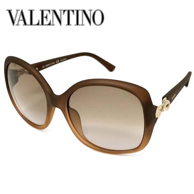 ヴァレンティノ VALENTINO サングラス アジアンフィット UVカット レディース [V640S-203]