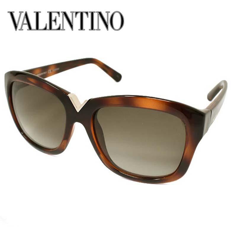 ヴァレンティノ VALENTINO サングラス アジアンフィット UVカット レディース [V664S-209]