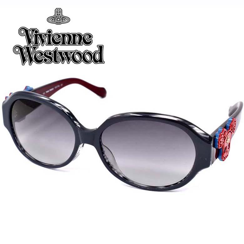 ヴィヴィアンウエストウッド Vivienne Westwood サングラス アジアンフィット メンズ レディース [VW-7740-GY]