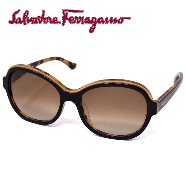 サルバトーレフェラガモ Salvatore Ferragamo サングラス レディース [SF745SA-006]