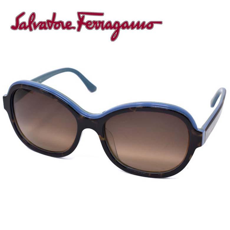 サルバトーレフェラガモ Salvatore Ferragamo サングラス レディース [SF745SA-235]