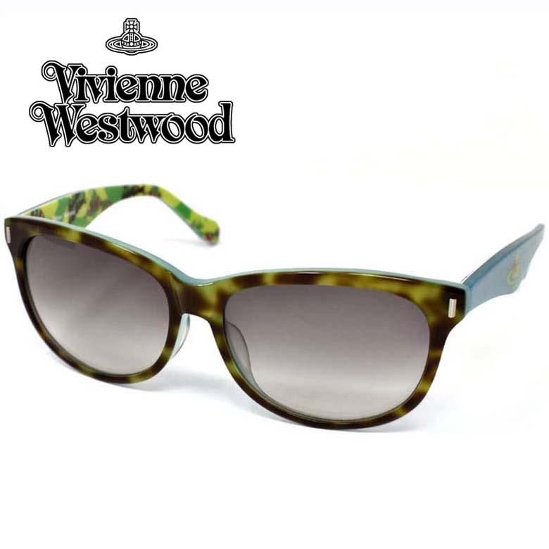 ヴィヴィアンウエストウッド Vivienne Westwood サングラス アジアンフィット メンズ レディース [VW-7746-DG]