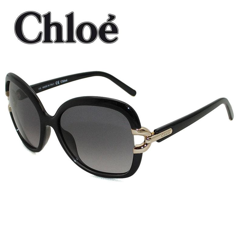 クロエ CHLOE サングラス UVカット アジアンフィット レディース [CE637S-001]