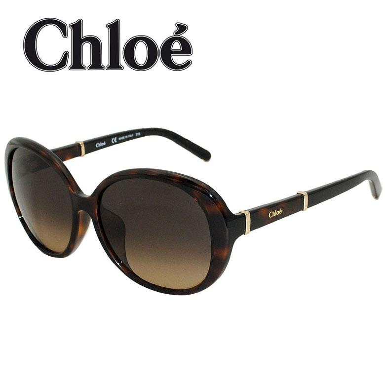 クロエ CHLOE サングラス UVカット アジアンフィット レディース [CE698SA-219]