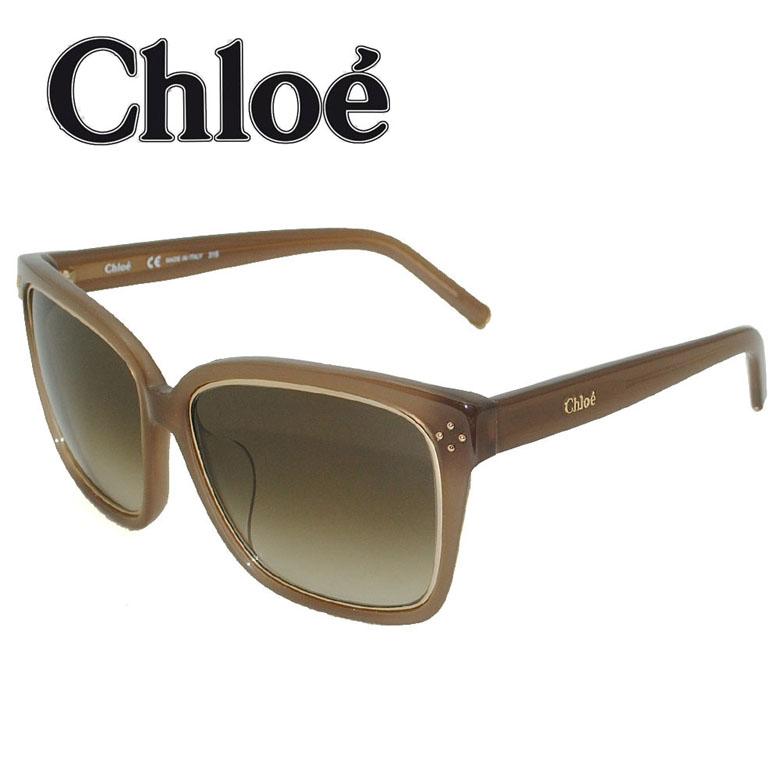 クロエ CHLOE サングラス UVカット アジアンフィット レディース [CE700SA-272]