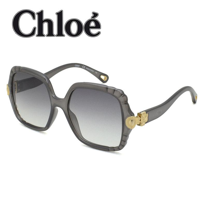 クロエ CHLOE サングラス UVカット グローバルモデル レディース [CE746S-036]