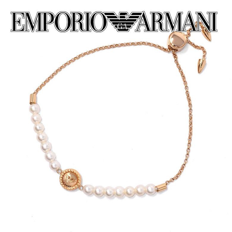 エンポリオアルマーニ EMPORIO ARMANI ブレスレット イーグルマーク レディース [EG3434221]