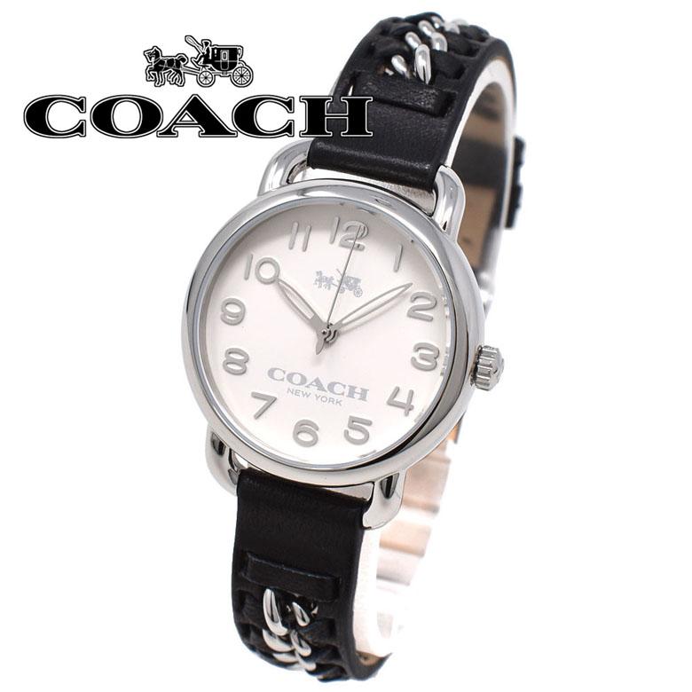 ☆ラッピング無料 絶品 毎日続々入荷 全品新品 真正品☆ コーチ COACH 14502257 デランシー レディース腕時計
