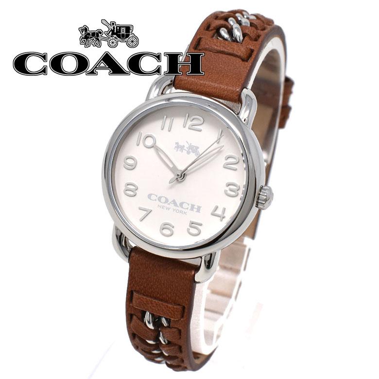 【日本製】 コーチ COACH デランシー レディース腕時計 14502258, 信玄十穀屋 79d41d13