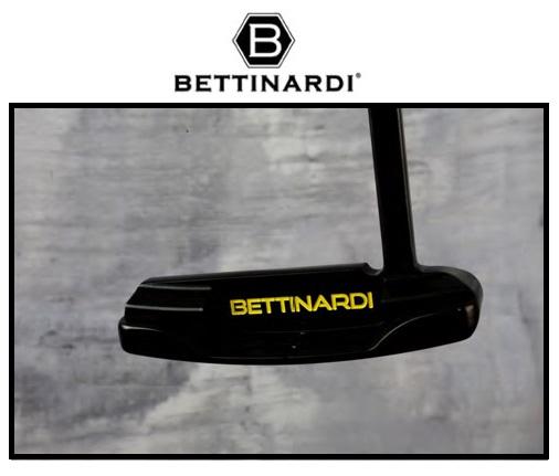 【限定・左用】ベティナルディ ゴルフ BETTINARDI GOLF2015年 RJB6732 BB1パターインポートモデル