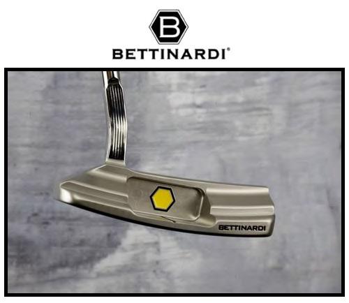 【限定モデル】ベティナルディ ゴルフ BETTINARDI GOLF2015年 RJB6737 JAM DASS パターインポートモデル