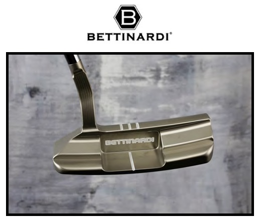 【限定モデル】ベティナルディ ゴルフ BETTINARDI GOLF2015年 RJB6744 JAM DASS パターインポートモデル