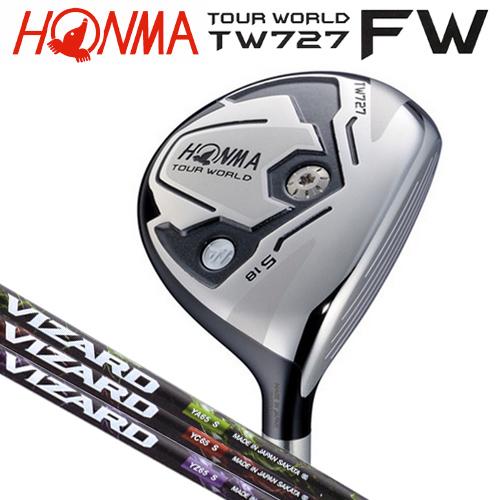 本間ゴルフ(ホンマ) ツアーワールド TW727 FW ヴィザード カーボンシャフト [HONMA TOUR WORLD TW727 FAIRWAY VIZARD SHAFT]