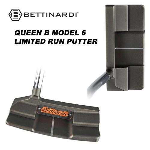 ベティナルディ クイーン B6 リミテッド パター RJB8535 [BETTINARDI QUEEN B6 LIMITED RUN PUTTER] USモデル