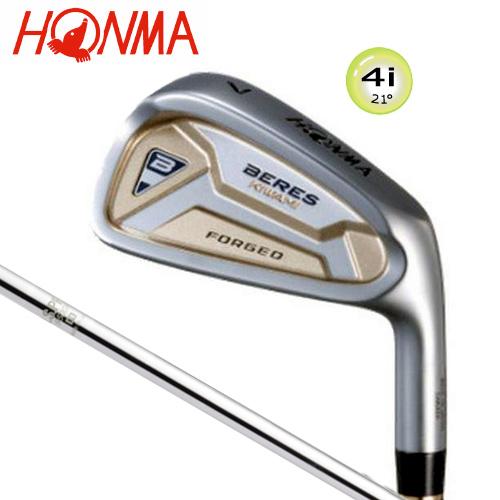 本間ゴルフ(ホンマ)ベレス KIWAMIフォージドアイアン 単品(#4)N.S.PRO 950GH スチールシャフト[HONMA BERES KIWAMIFORGED IRONN.S.PRO 950GH STEEL SHAFT]
