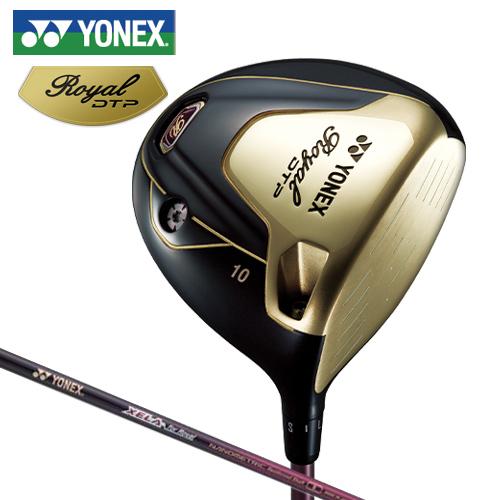 ヨネックス ロイヤル DTP ドライバー(ヘッドスピード34~38m/s前後のゴルファー向け)キセラ for ロイヤル カーボンシャフト[YONEX ROYAL DTP DRIVERXELA for ROYAL SHAFT]