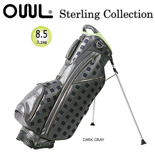 ロイヤルコレクション オウル (OUUL) 8.5型(約3.2kg) スターリング コレクション 5WAY スタンドバッグ AL6ST [OUUL STERLING COLLECTION 5WAY STAND BAG]